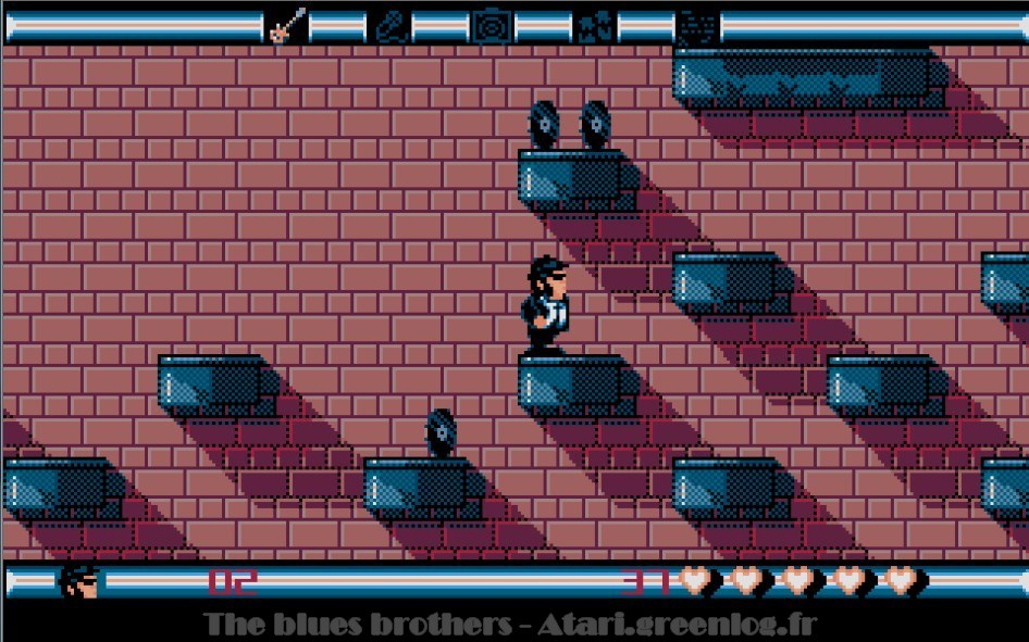 The blues brothers : Impression d'écran 14