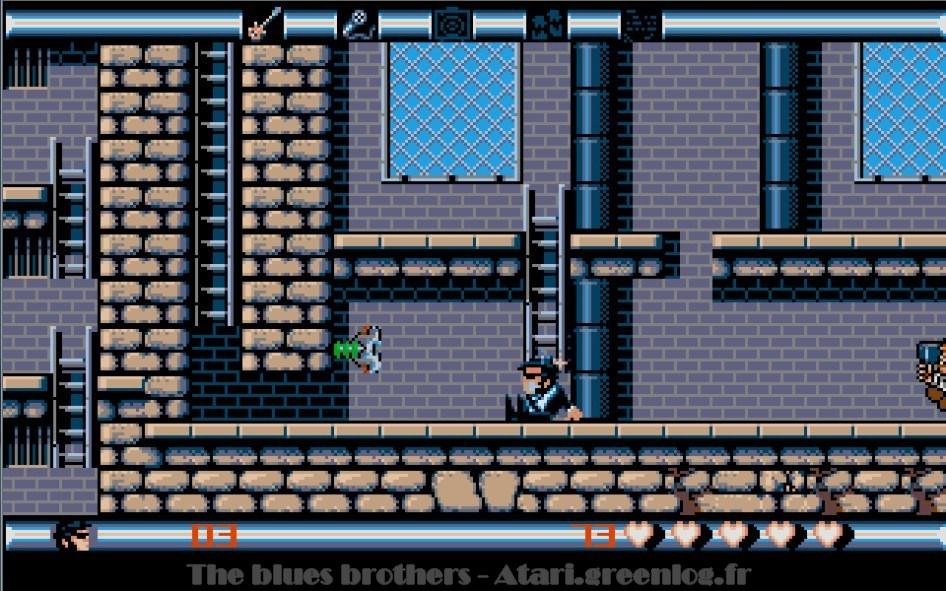 The blues brothers : Impression d'écran 22