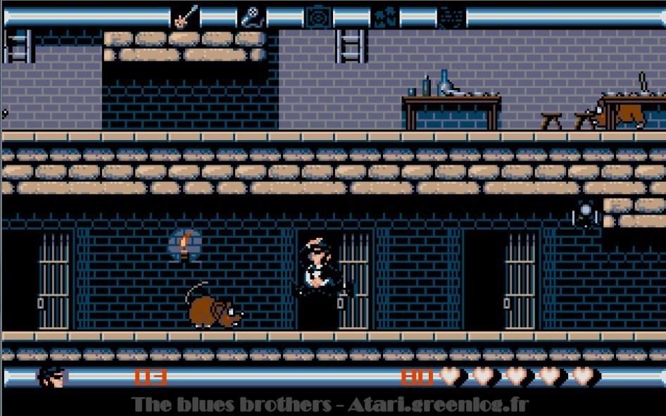 The blues brothers : Impression d'écran 23