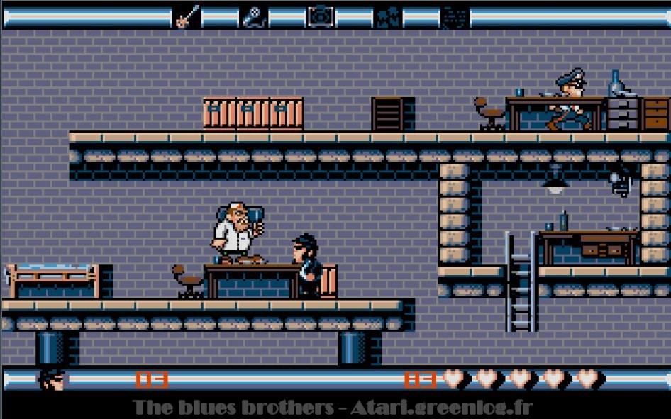 The blues brothers : Impression d'écran 24