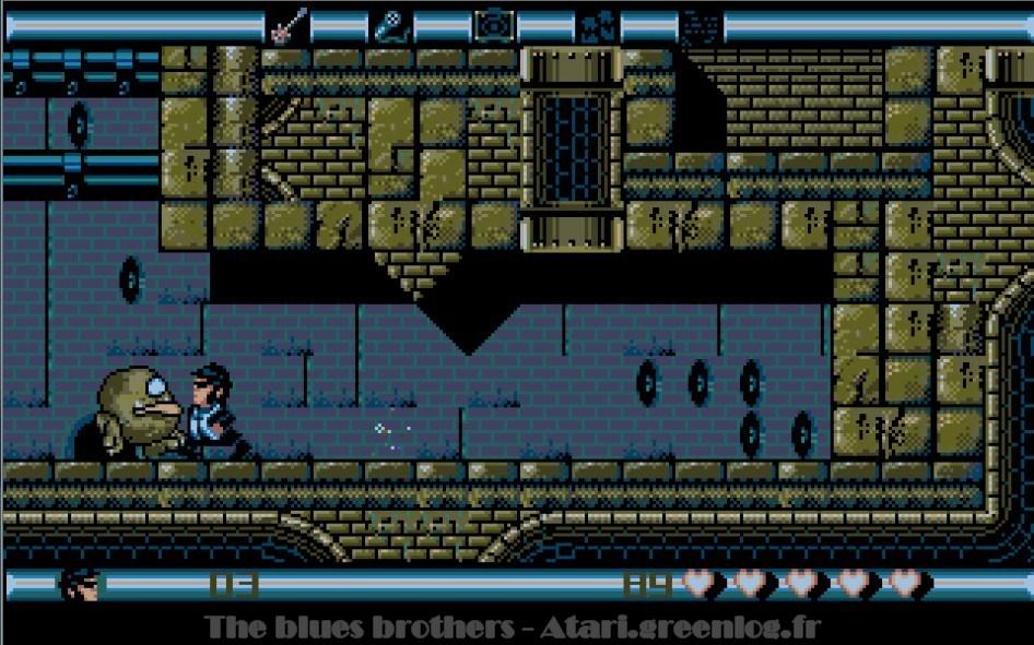 The blues brothers : Impression d'écran 27