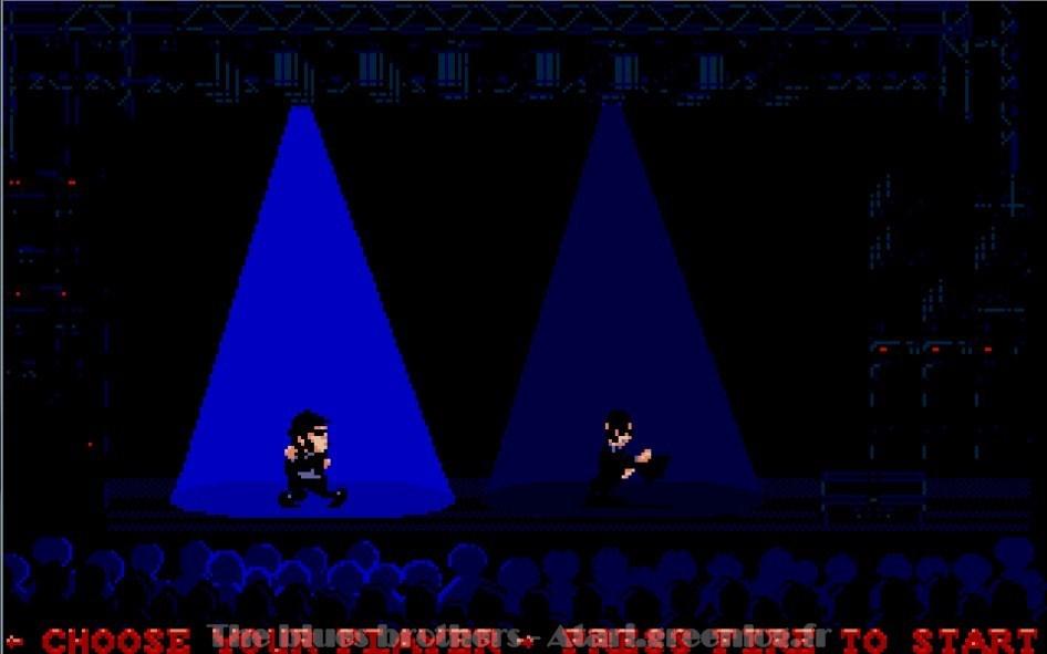 The blues brothers : Impression d'écran 3