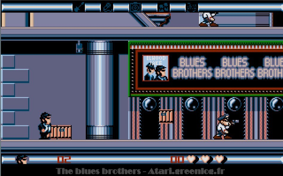 The blues brothers : Impression d'écran 6