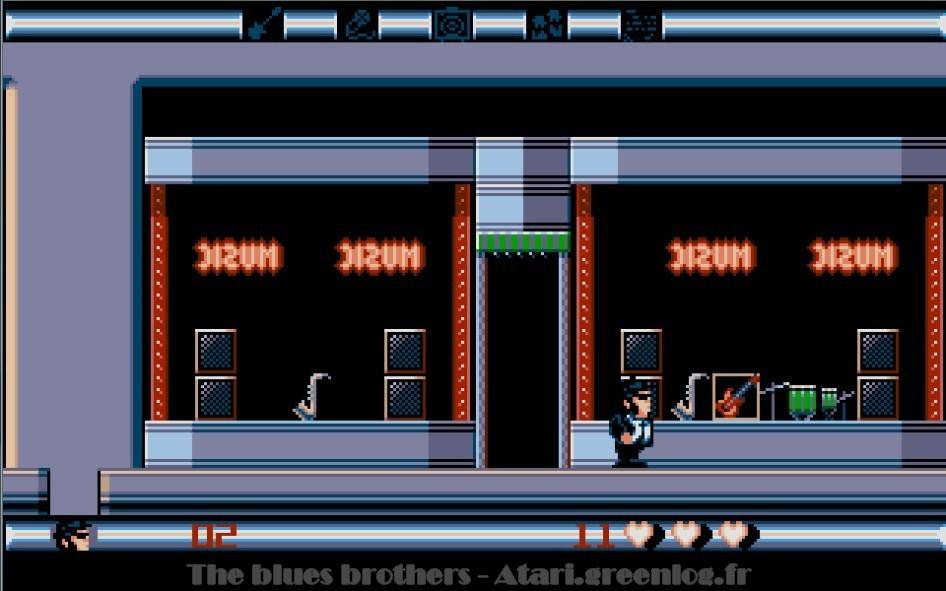 The blues brothers : Impression d'écran 8
