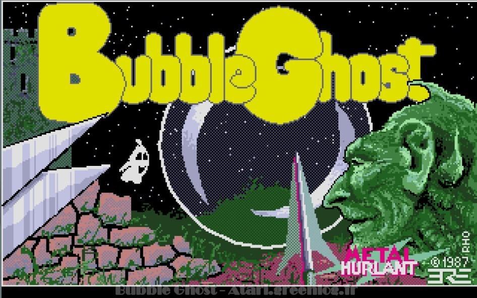 Bubble Ghost