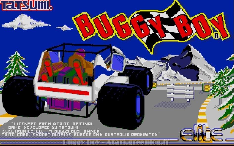 Buggy Boy