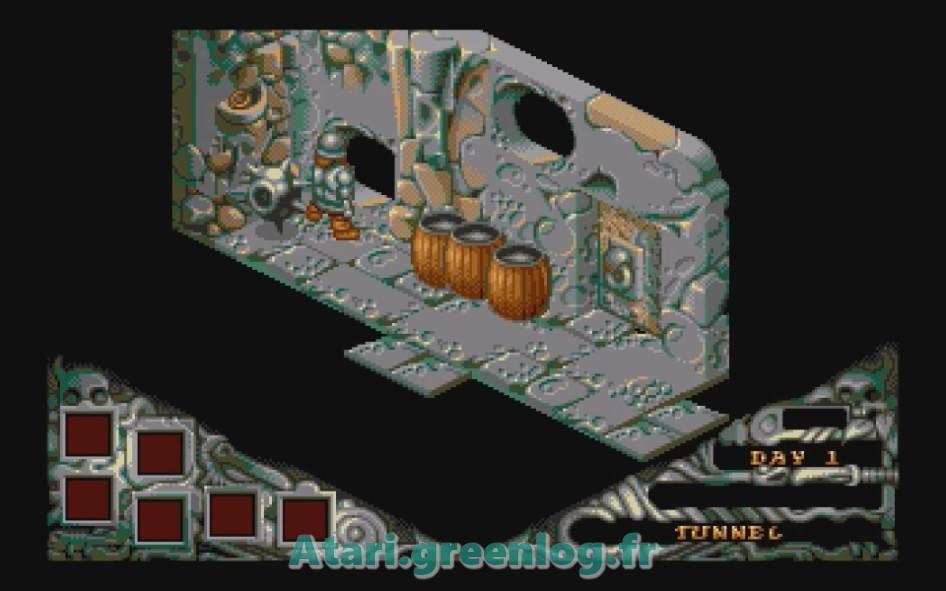 Cadaver : Impression d'écran 16