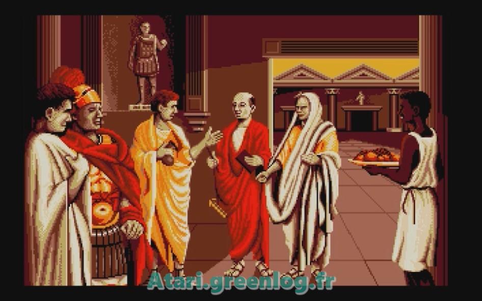 Caesar : Impression d'écran 29