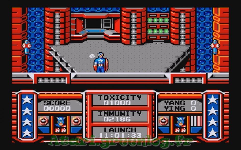 Captain America : Impression d'écran 4