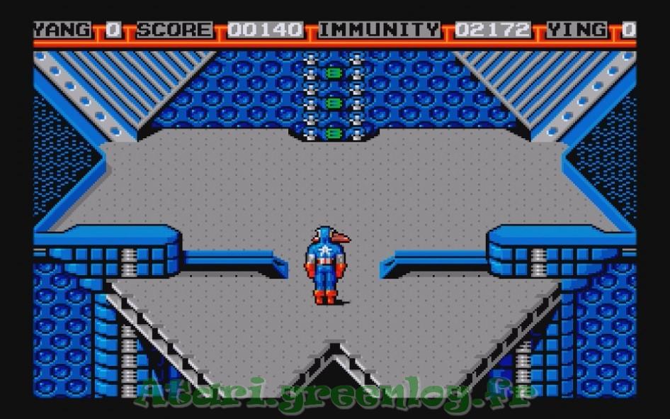 Captain America : Impression d'écran 10