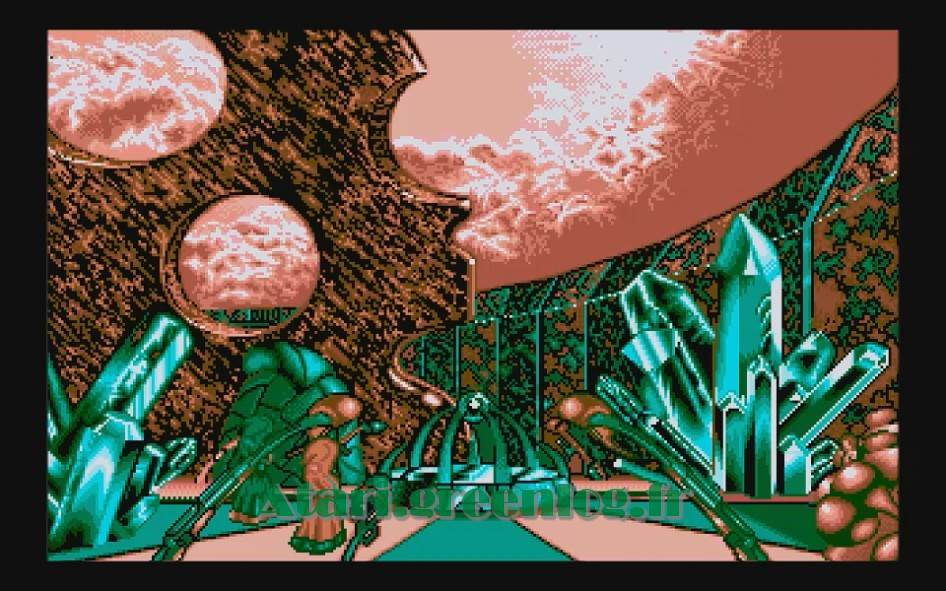 Darklands : Impression d'écran 3