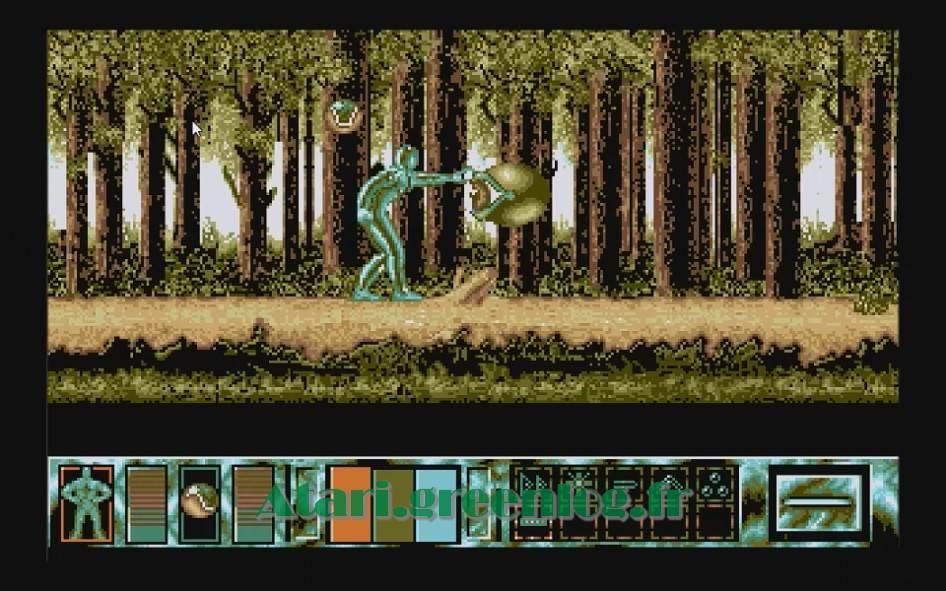 Darklands : Impression d'écran 5