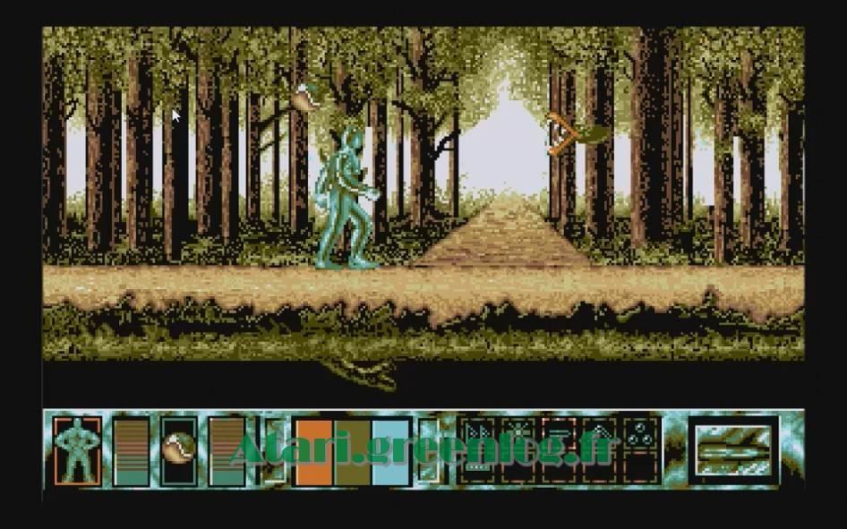 Darklands : Impression d'écran 8
