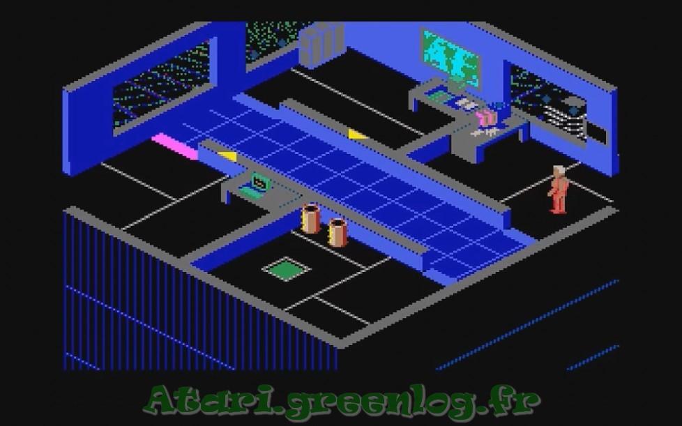 D-generation : Impression d'écran 8