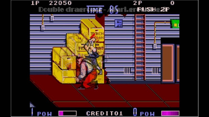 Double Dragon 2 : Impression d'écran 10