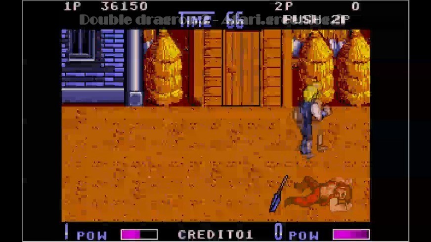 Double Dragon 2 : Impression d'écran 13