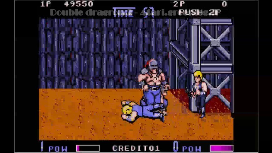 Double Dragon 2 : Impression d'écran 17