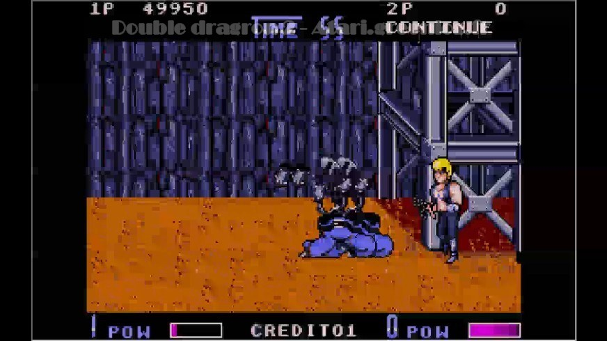 Double Dragon 2 : Impression d'écran 18