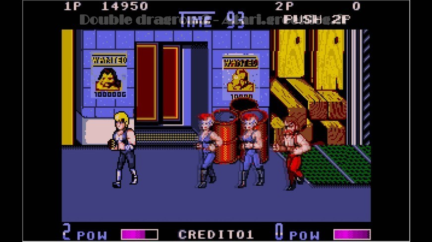 Double Dragon 2 : Impression d'écran 5