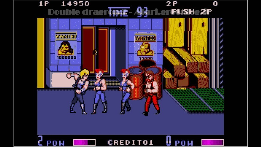 Double Dragon 2 : Impression d'écran 6