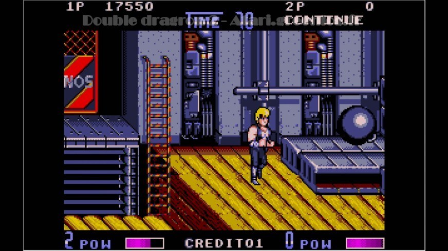 Double Dragon 2 : Impression d'écran 8