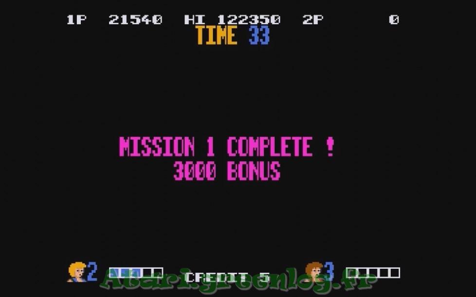 Double Dragon : Impression d'écran 8