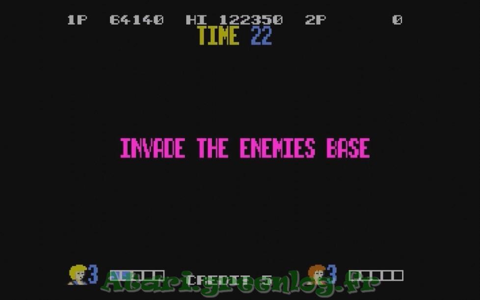 Double Dragon : Impression d'écran 16