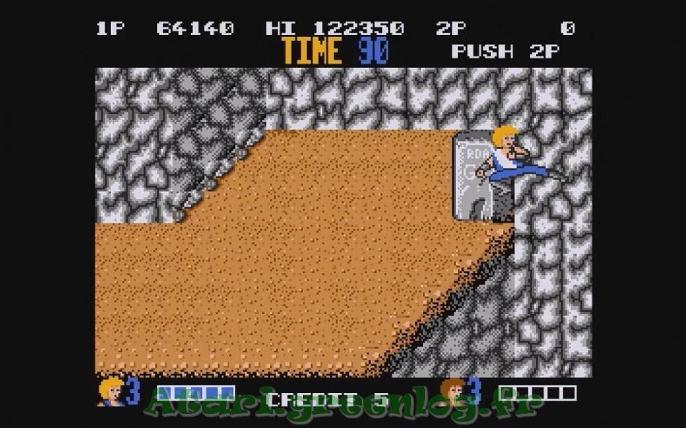 Double Dragon : Impression d'écran 17