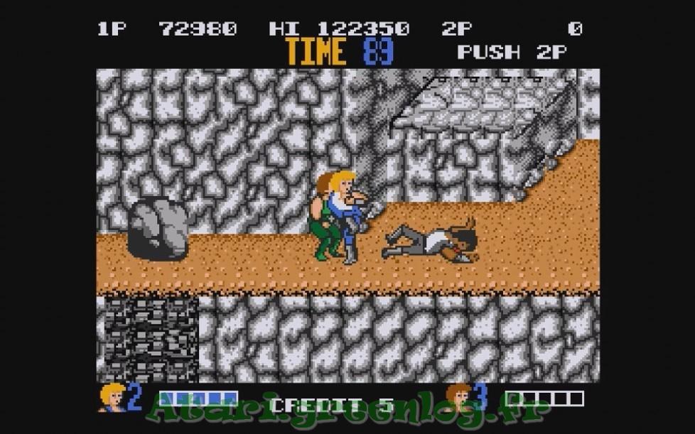 Double Dragon : Impression d'écran 19