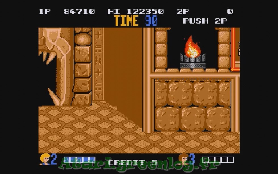 Double Dragon : Impression d'écran 21