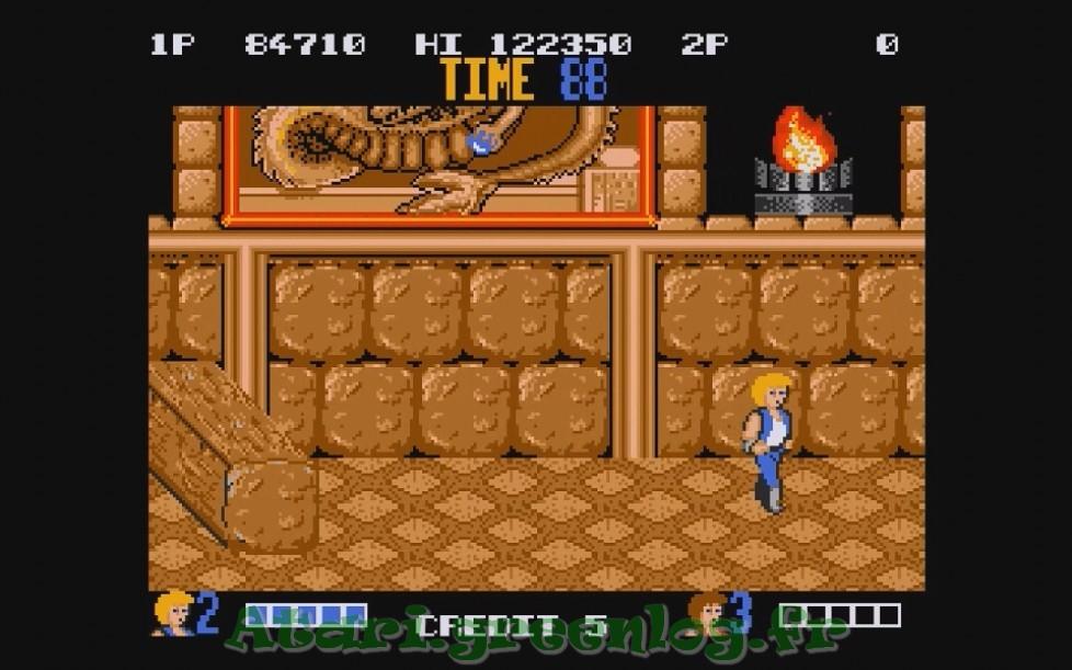 Double Dragon : Impression d'écran 22