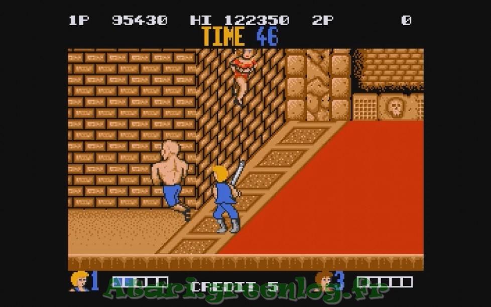 Double Dragon : Impression d'écran 26