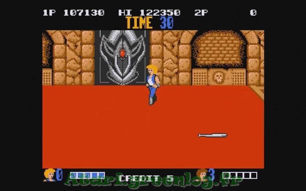 Double Dragon : Impression d'écran 30