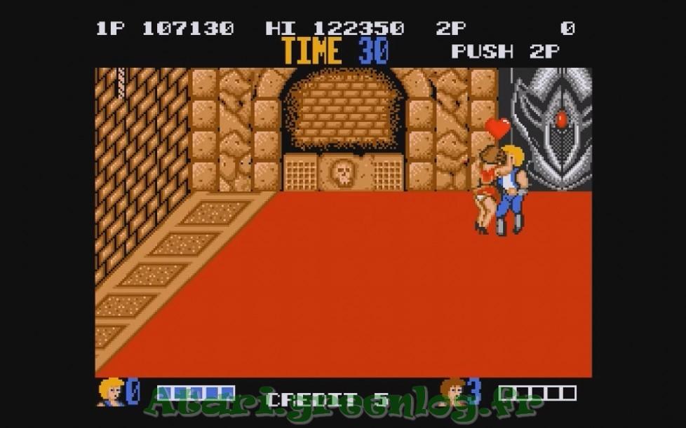 Double Dragon : Impression d'écran 32