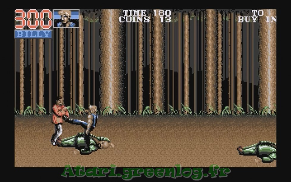 Double Dragon 3 : Impression d'écran 5