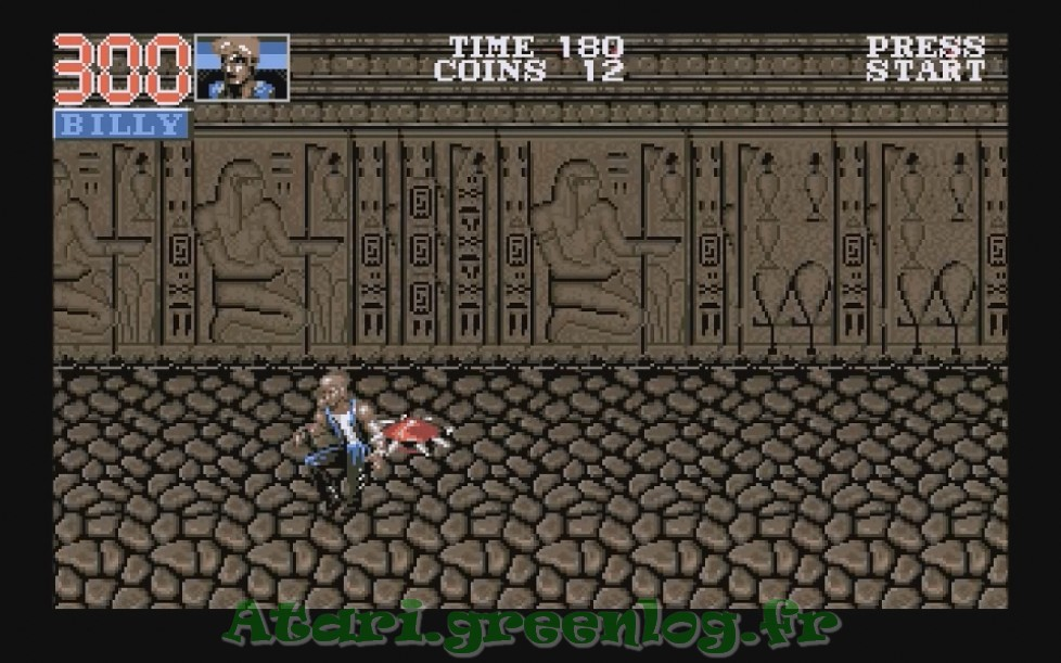 Double Dragon 3 : Impression d'écran 15