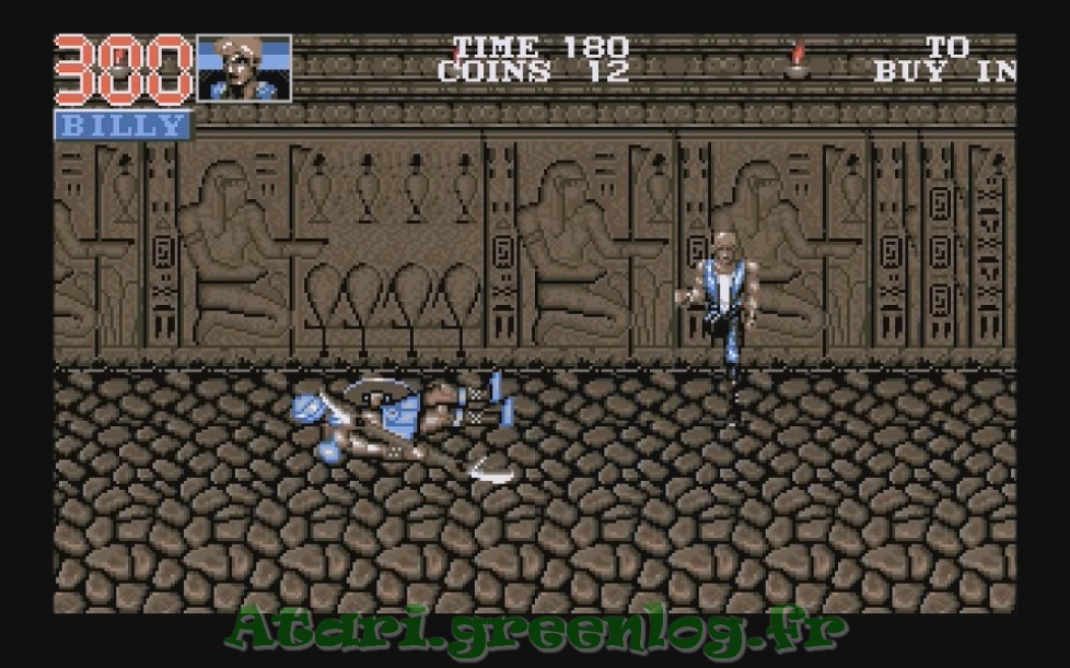 Double Dragon 3 : Impression d'écran 16