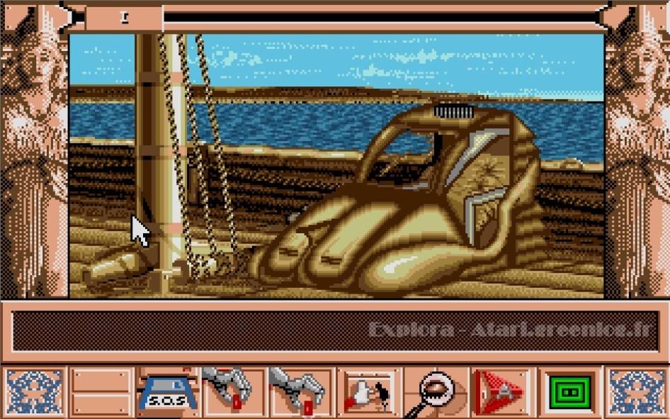 Explora II : Impression d'écran 6