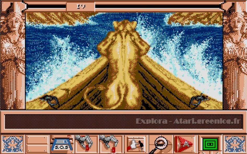 Explora II : Impression d'écran 9