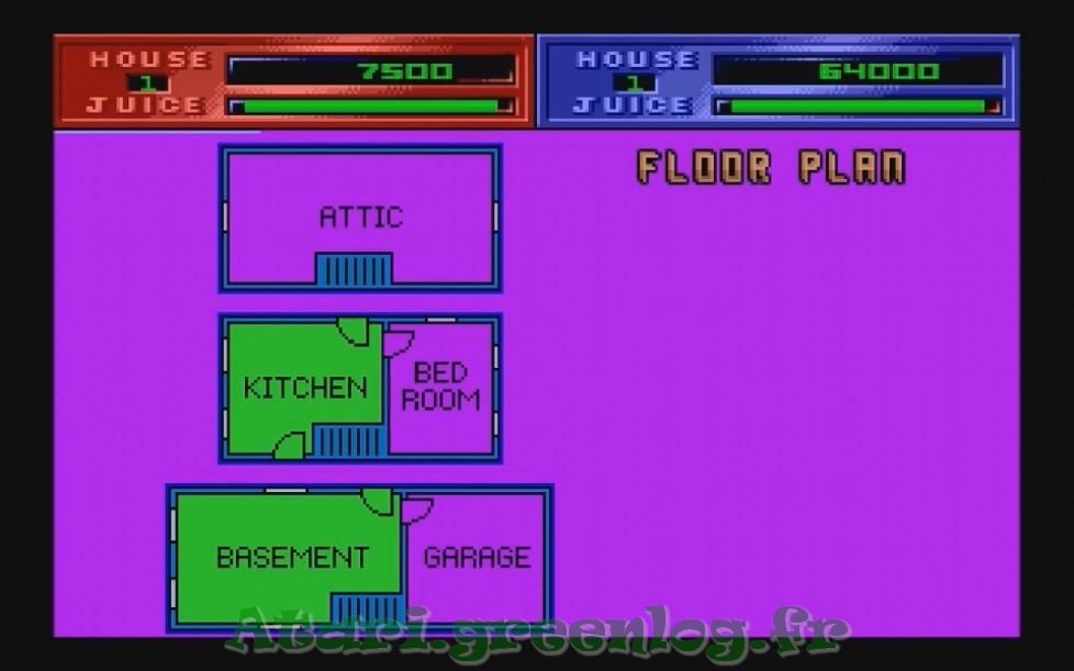Exterminator : Impression d'écran 9