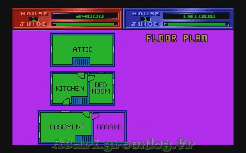Exterminator : Impression d'écran 20