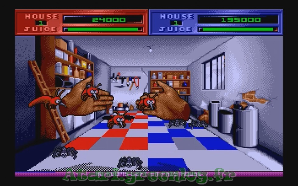 Exterminator : Impression d'écran 22