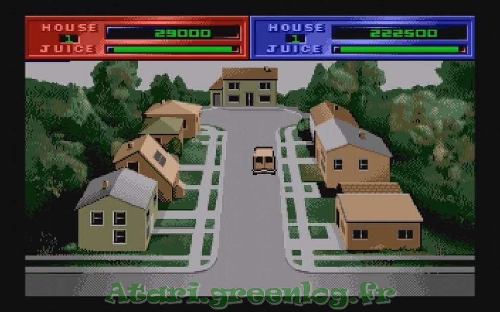 Exterminator : Impression d'écran 23