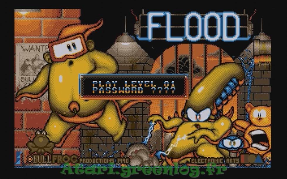 Flood : Impression d'écran 3