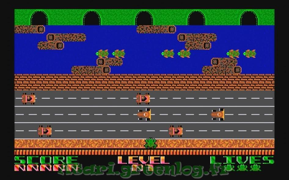 Frogger : Impression d'écran 3
