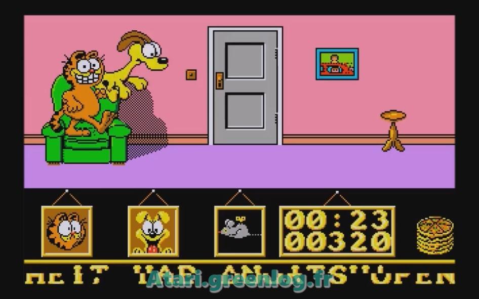 Garfield : Impression d'écran 4