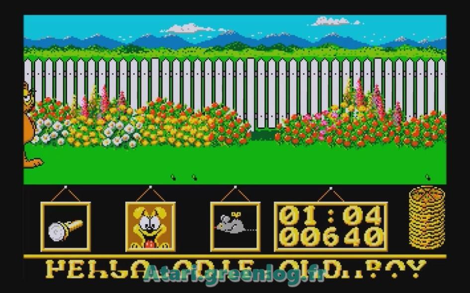 Garfield : Impression d'écran 7