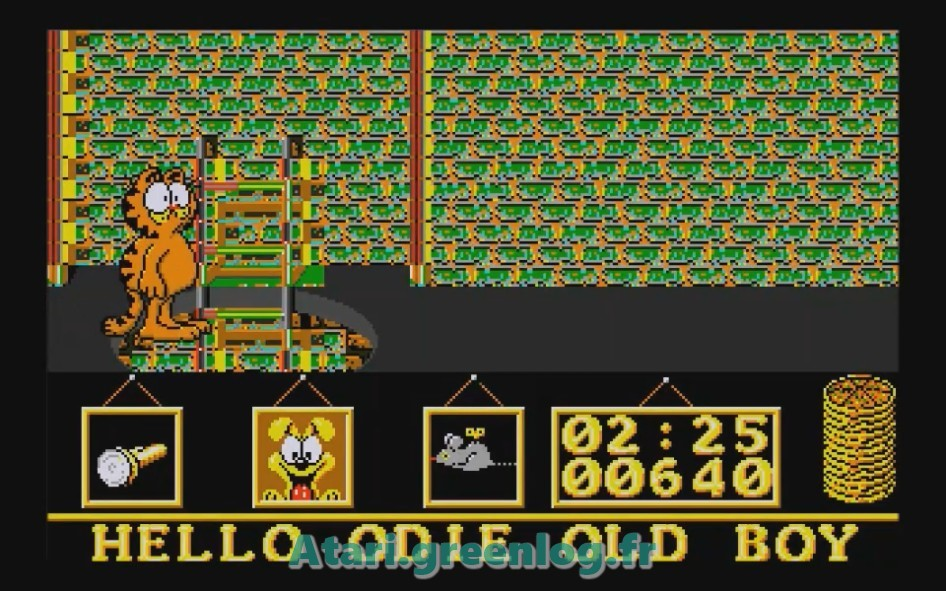 Garfield : Impression d'écran 13