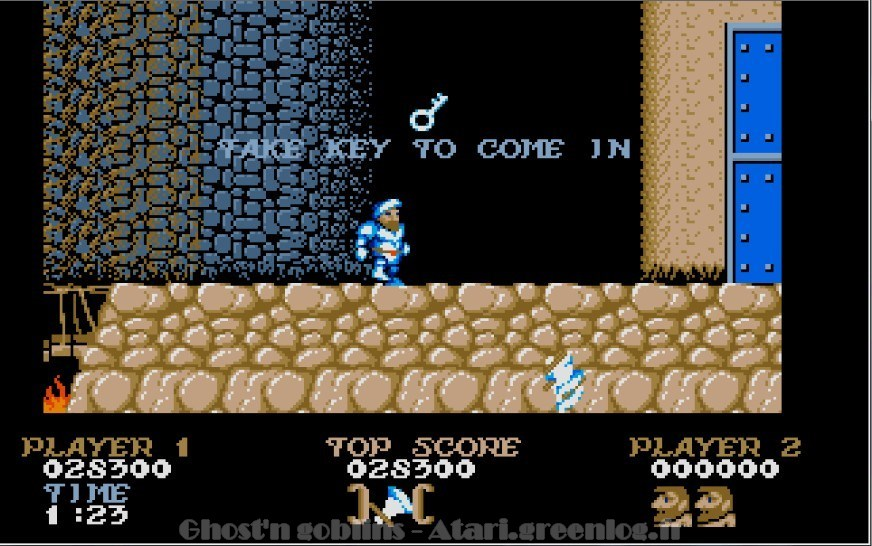 Ghosts'n Goblins : Impression d'écran 30