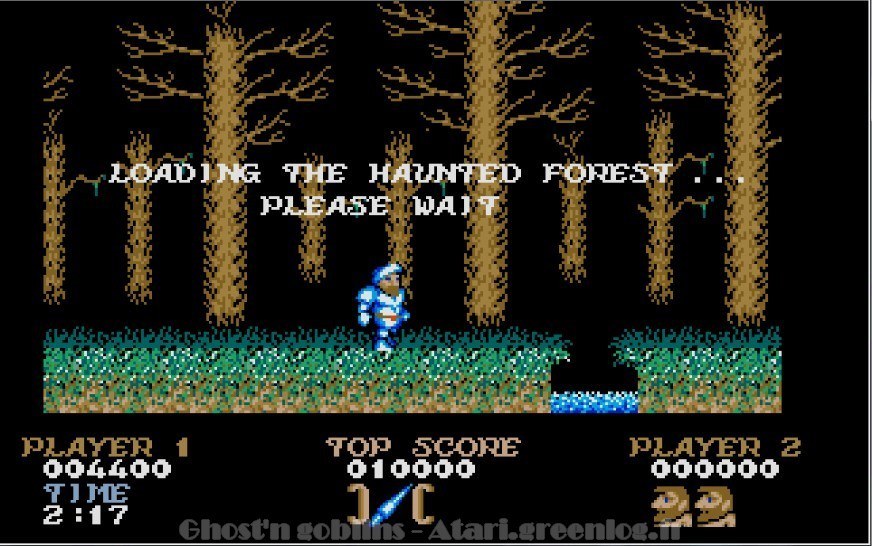 Ghosts'n Goblins : Impression d'écran 8